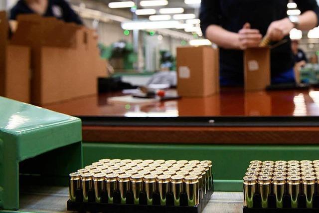 Widerstand gegen Munitionsfabrik formiert sich – mit einer Petition