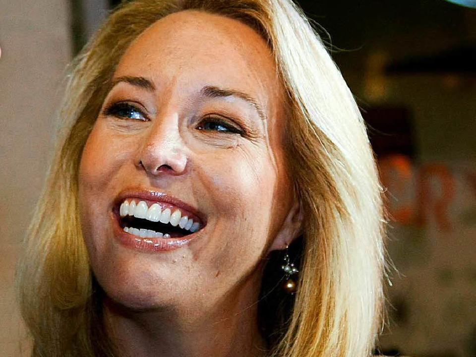 Die Ex-Undercover-Agentin Valerie Plam...einlich – aber eine schöne Idee.    Foto: AFP