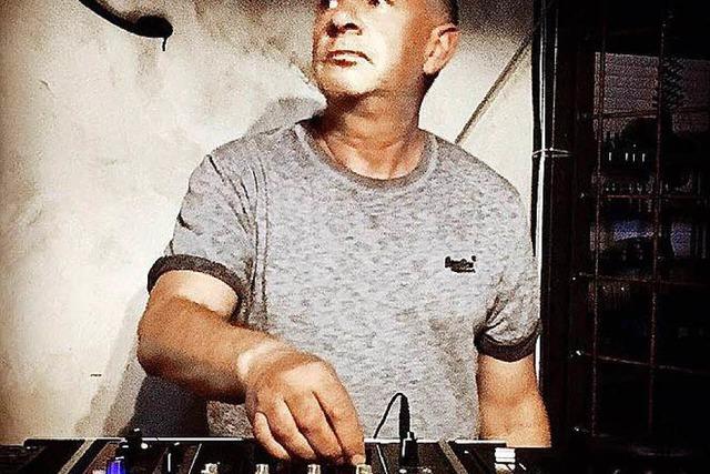 Ex-Inside-Chef Christoph Schneider veranstaltet im Grace Partys für die Altersklasse 40 Plus