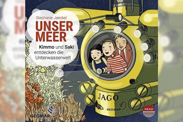 CD-TIPP: Forscher unter Wasser