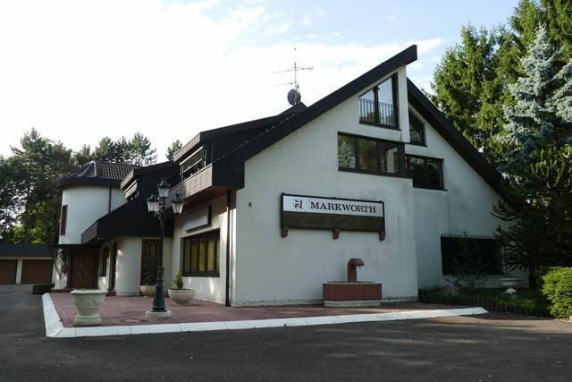 Markworth-Gebäude wird zum neuen Rathaus