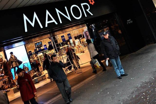Manor will 200 Stellen in Basel abbauen