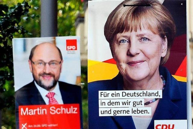 Angela Merkel kommt jetzt am 18. September auf den Münsterplatz