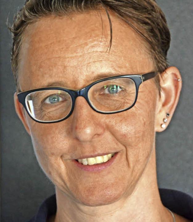 Beatrice Runge Trainerin Bogenschießen  | Foto: Sebastian Krüger