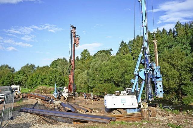 Neues Wasserkraftwerk für 1,5 Millionen Euro