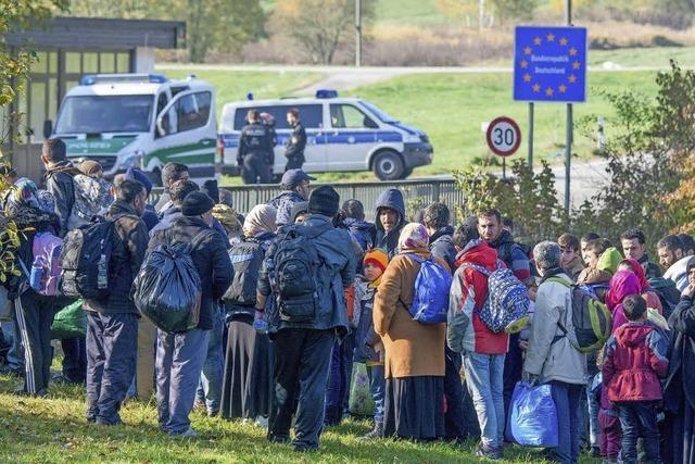 Studie: Weniger Sorgen über Zuwanderung