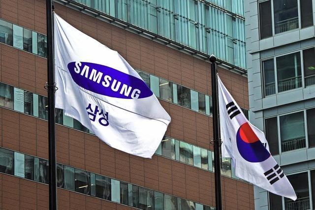 Knast für Samsung-Erben