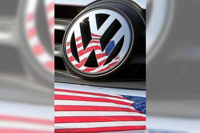Dieselgate bringt VW-Ingenieur 40 Monate Haft
