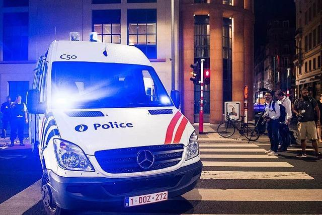Terrorermittlung nach Messerangriffe in London und Brüssel