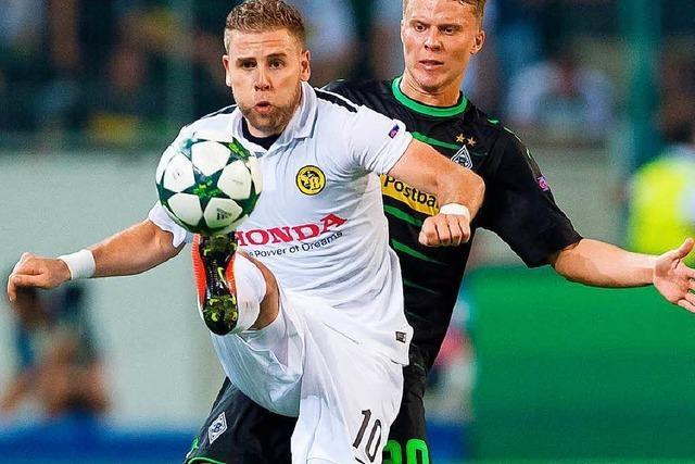 Freiburg verpflichtet Mittelfeldspieler Yoric Ravet von den Young Boys Bern