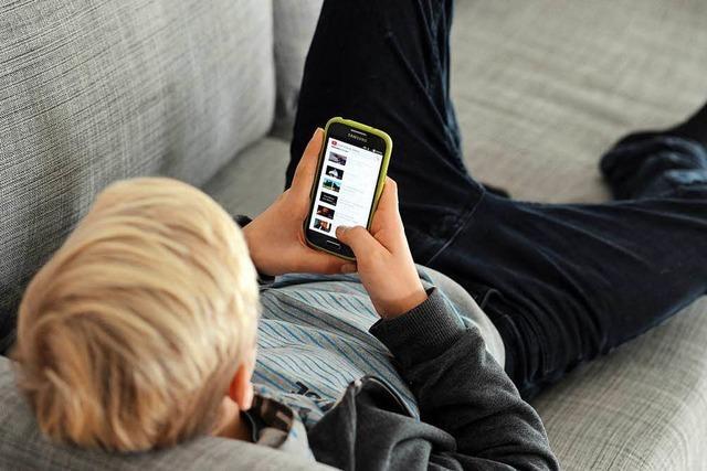 Digitalisierung in der Familie