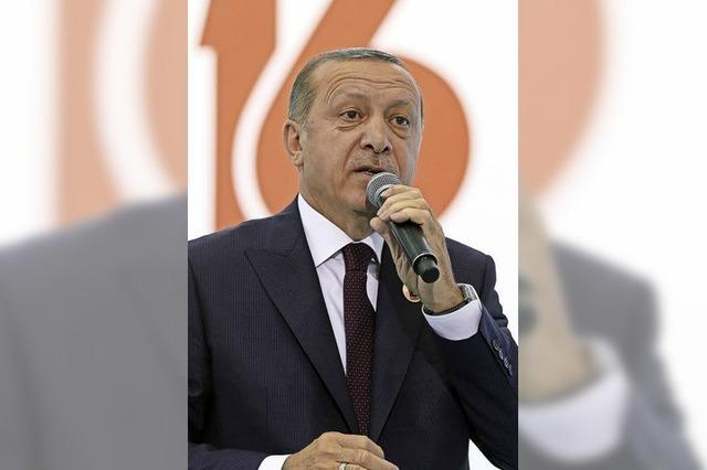 Das beweist nur Erdogans Ahnungslosigkeit
