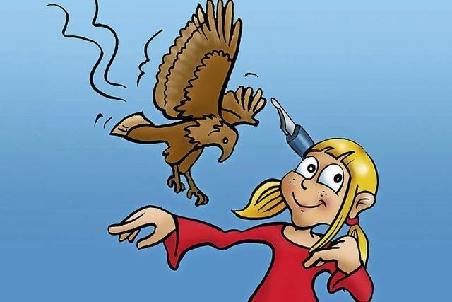Erlebe den Vogelpark Steinen bei Lörrach!
