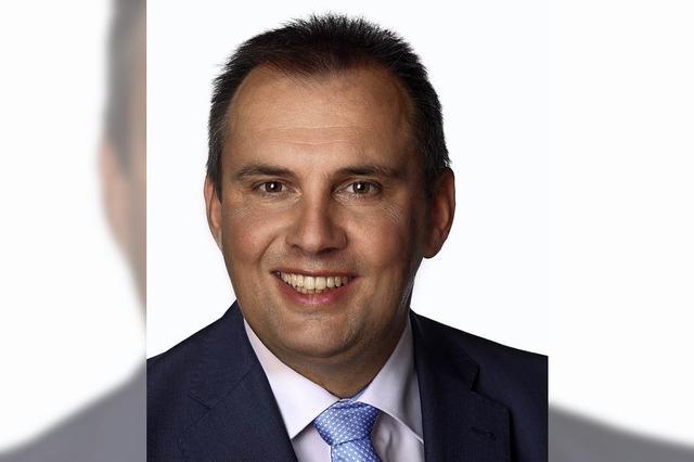 Bernd Dosch kandidiert in Herbolzheim