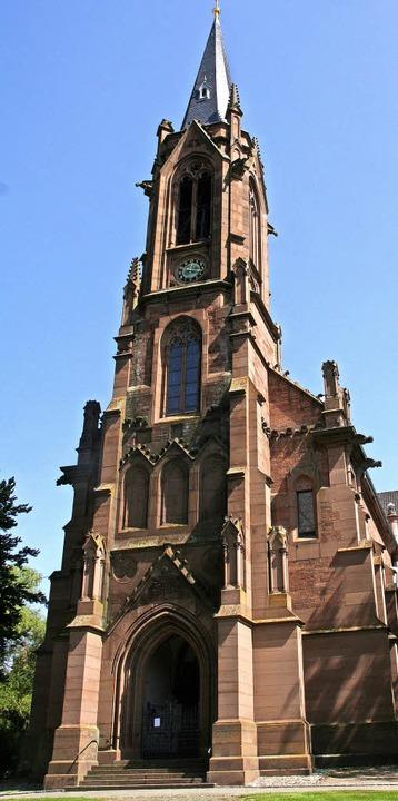 Seit 125 Jahren prägt die evangelische... Erinnerungen sind mit ihr verbunden.     Foto: M. Jung-Knoblich