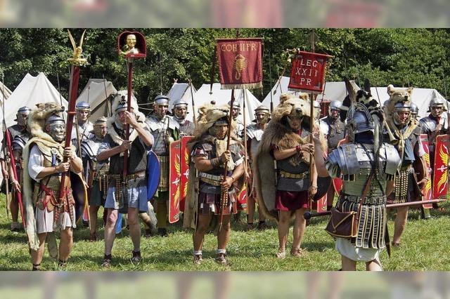 So war das Römerfest in Augusta Raurica