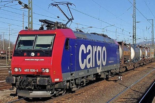 Güterbahnen üben den Schulterschluss