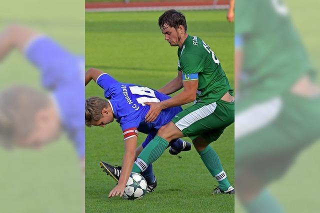 Weißenberger erzielt fünf Treffer zum Löffinger 9:1-Sieg