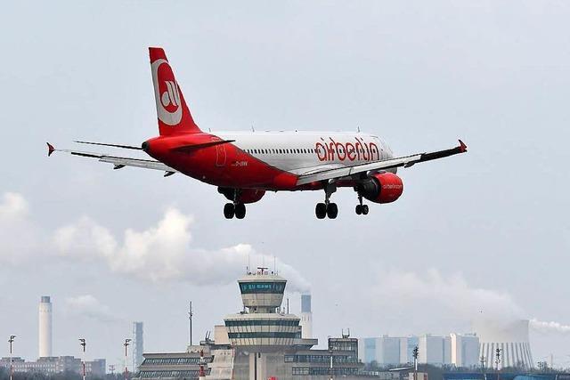 Schnäppchenflieger: Air Berlin verramscht Flugtickets
