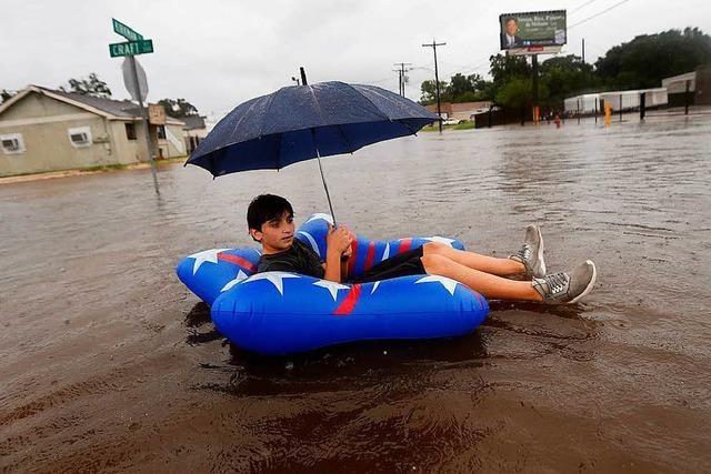 Nach Sturzregen und Sturm: Texas drohen weitere Fluten