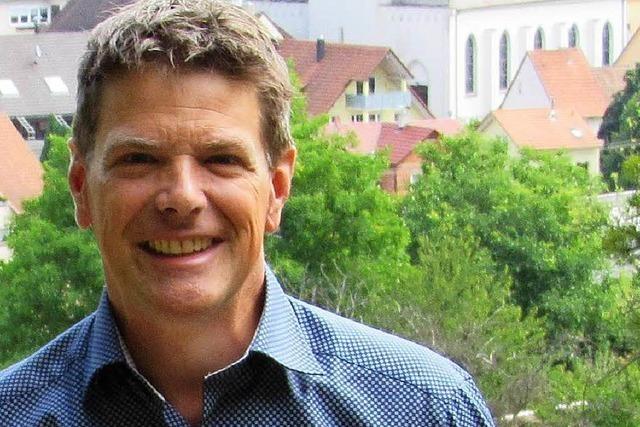 Muchenberger kandidiert in Inzlingen wohl ohne Konkurrenz