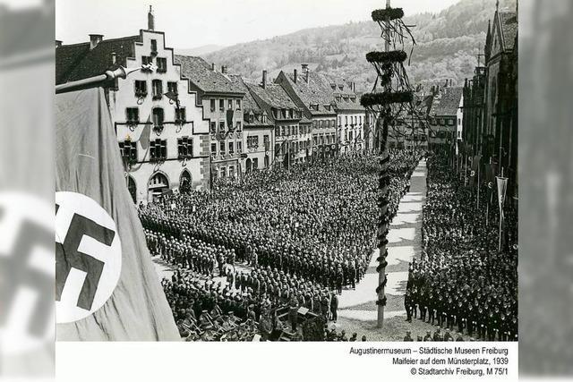 Am Mittwoch findet eine Podiumsdiskussion über Hitler in Freiburg statt – mit dabei ist auch Christian Streich