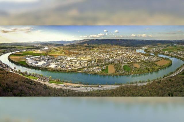 Hochrhein-Panorama