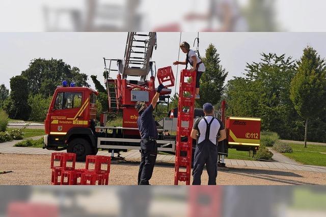 Die Feuerwehr als Magnet