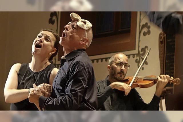 Basler Festtage für Alte Musik: Schmerz und Wahnsinn