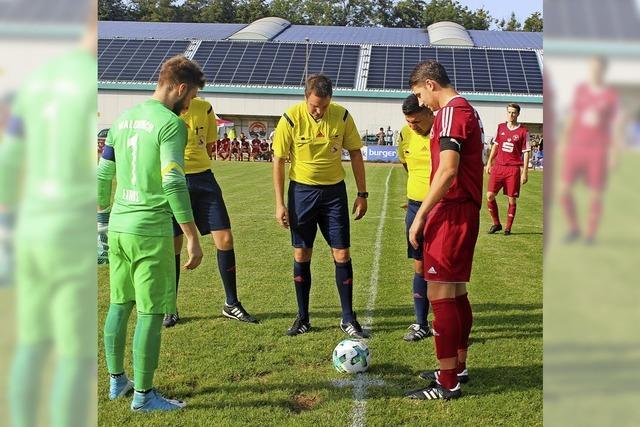 Elzach-Yach gewinnt Landesliga-Topspiel und Lokalderby gegen Waldkirch vor 450 Zuschauern