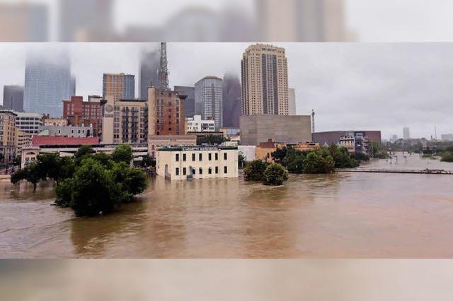 Houston im Ausnahmezustand