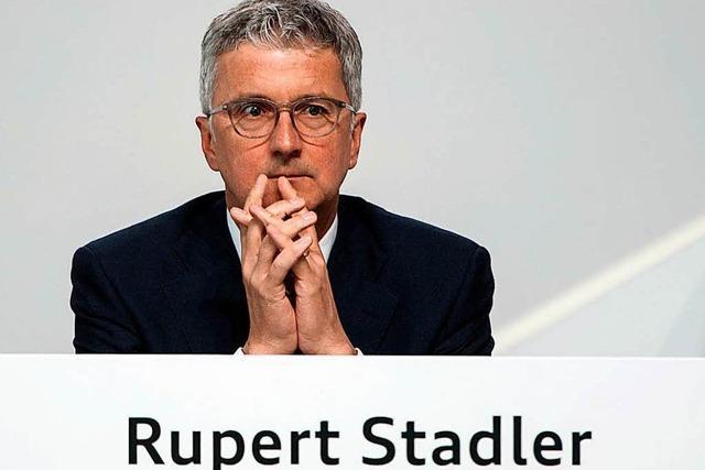 Audi wechselt vier Vorstandsmitglieder aus