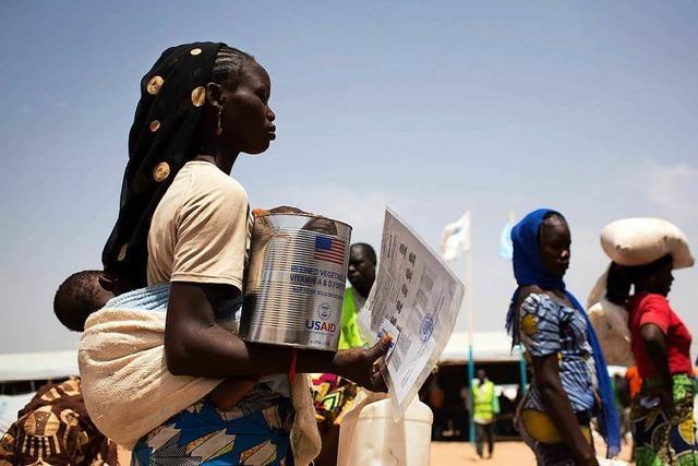Anrecht auf Asyl soll in Afrika geprüft werden