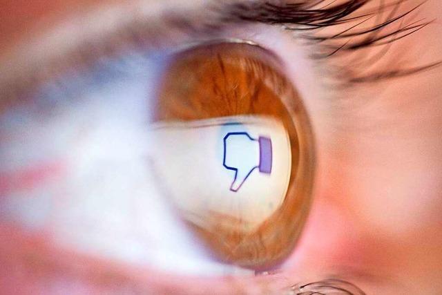 Umgang mit Hetze und Hass in der Facebook-Gruppe