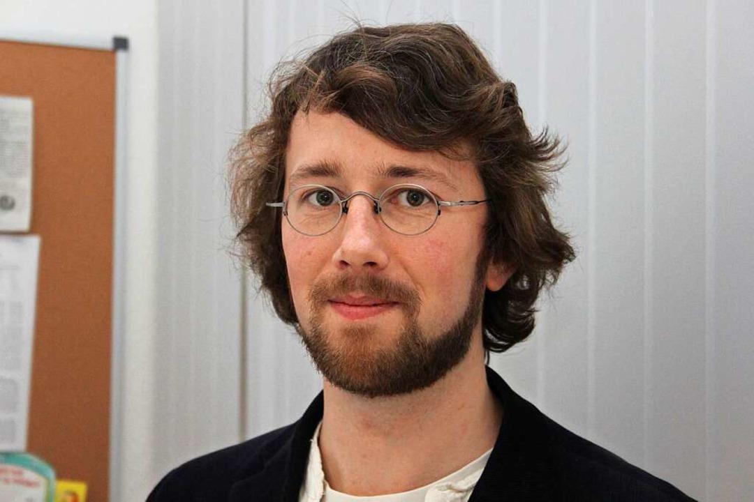 Medienwissenschaftler Friedemann Vogel.  | Foto: Steve Przybilla