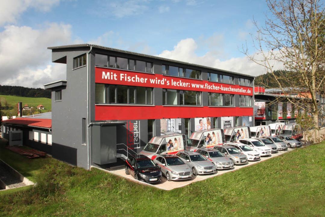 Fischer Küchen in Gutach.    Foto: Fischer Küchenateliers