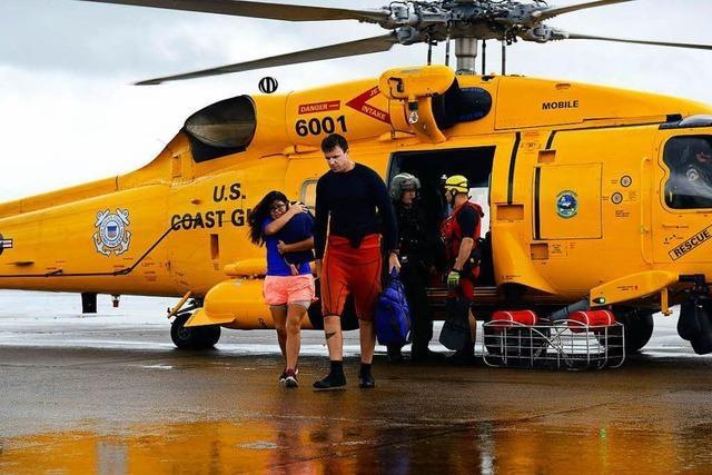 Behörden ordnen nach Dammbruch Evakuierung an