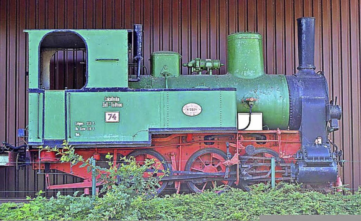 Todtnauerli Lokomotiven  | Foto: Privat
