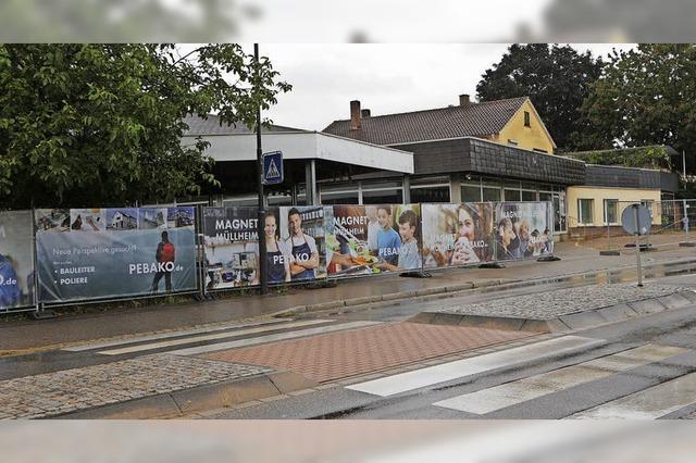 Müllheim soll auf dem Pfunder-Areal ein Dienstleistungs- und Gastronomiezentrum bekommen
