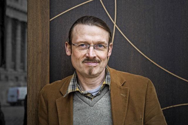 Christoph Peters liest in Rahmen von Phil Sims Ausstellung