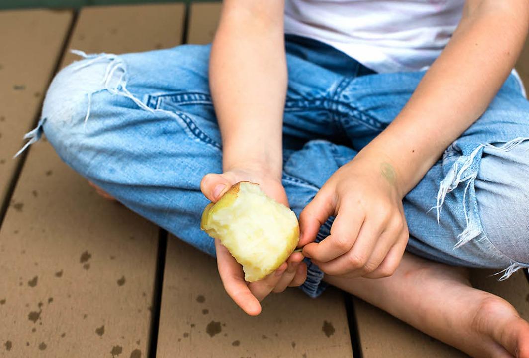 Jeans halten was aus – taugen also auch für Kinder.   | Foto: FX Berlin/natalielb (adobe.com)