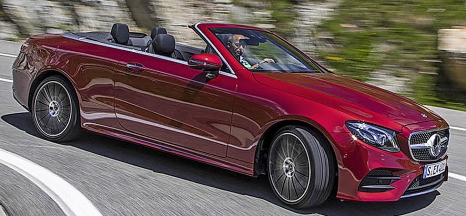 Ein attraktives Äußeres verbindet sich <ppp></ppp>  | Foto: Daimler