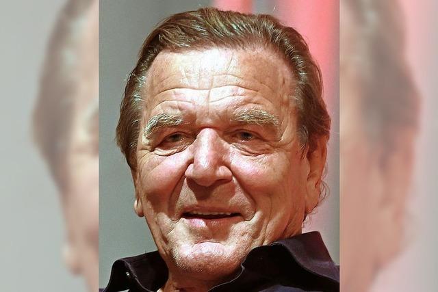 Schröder: