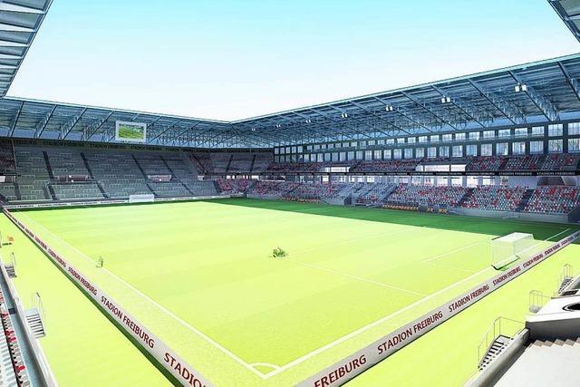 Reaktionen zum neuen SC-Stadion auf Twitter