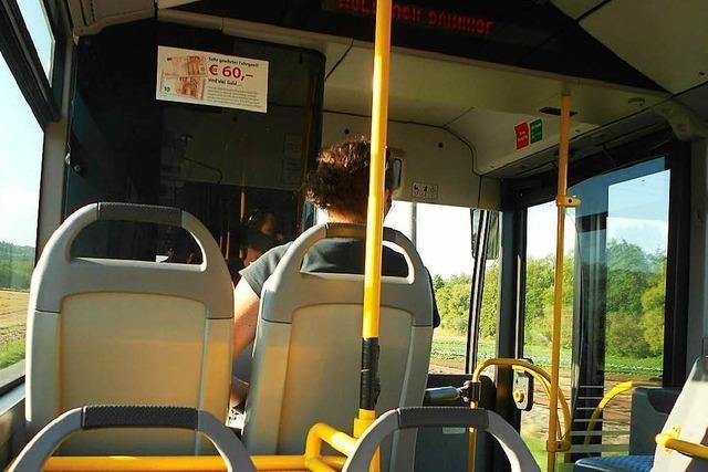 Buslinie verbindet bald Kandern und Lörrach