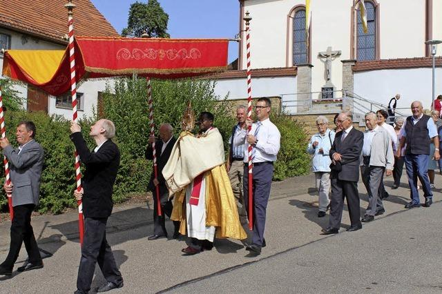 Ein Höhepunkt im Münchinger Kirchenjahr