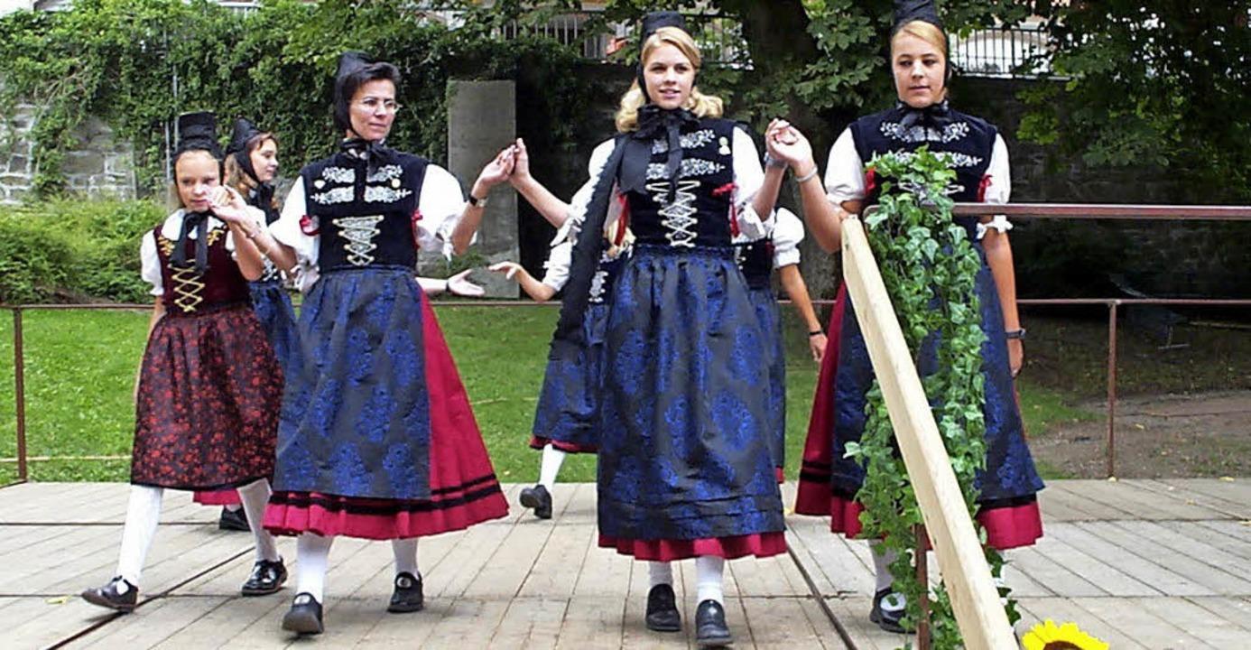 Pflegt die Tradition seit 50 Jahren: d...eier zum 35-jährigen Vereinsbestehen.   | Foto: Archiv