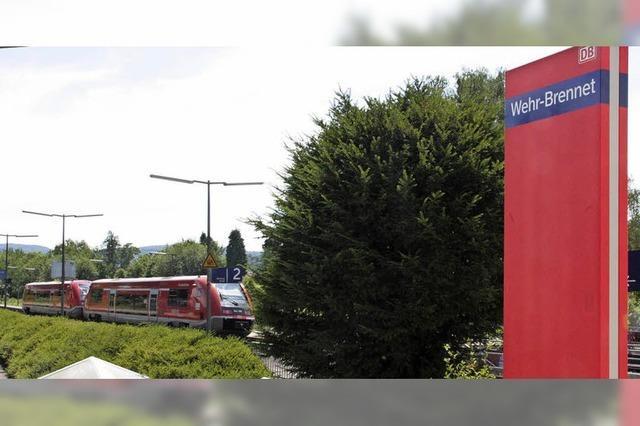 Wer zahlt die Sanierung des Bahnhofs Wehr-Brennet?