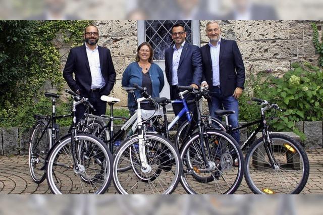 Fahrrad-Spende