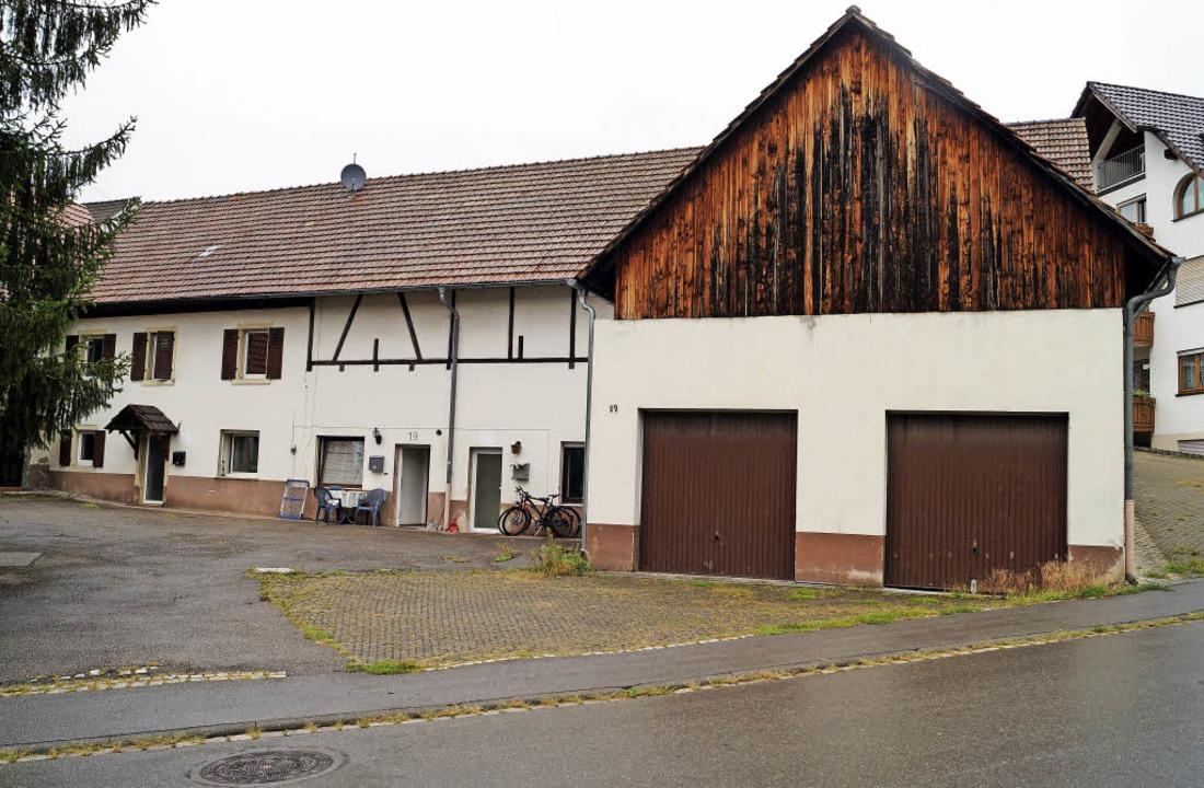 Dieser Gebäuderiegel des Lieler Schlos...neues Betriebsgebäude ersetzt werden.   | Foto: Sil